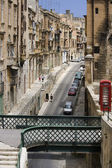Valletta on the island of Malta — Foto de Stock