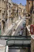Valletta op het eiland malta — Stockfoto