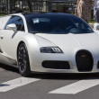 Bugatti Veyron Supercar — Stock Photo