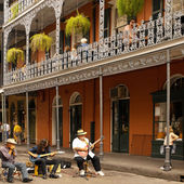 New Orleans — Stock Photo