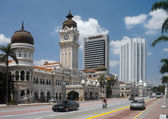 Sultan Abdul Samad Building - Kuala Lumpur - Malaysia — Stock Photo