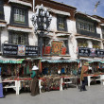 Lhasa - Tibet — Stock Photo