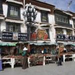 Lhasa - Tíbet — Foto de Stock