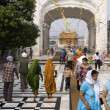 Golden Temple of Amritsar - India — Stock Photo #17234651