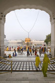 Golden Temple of Amritsar - India — Stock Photo