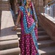 Indian Woman - Rajasthan - India - Stock Photo