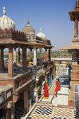 Melinas nära jodhpur - rajasthan - indien — Stockfoto
