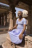 Indiska man - malin - indien — Stockfoto