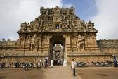Thanjavur - tamil nadu - hindistan — Stok fotoğraf