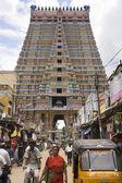Srirangam - tamil nadu - india — Foto Stock