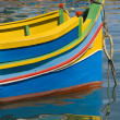 Luzzu fishing boat - Malta — Stock Photo #17274123