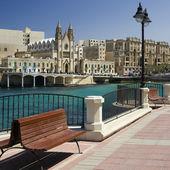 Sliema - Malta — Stock Photo