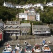 Clovelly - Devon - England - Stock Photo