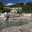 Clovelly - Devon - England — Stock Photo