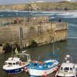 Stock Photo: Newquay Harbor - Cornwall - United Kingdom