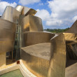 Stock Photo: Guggenheim Museum - Bilbao - Spain