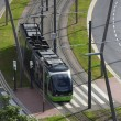 Tram System - Bilbao - Spain — Stock Photo