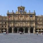 ������, ������: Salamanca Plaza Major Spain