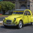 Citroen 2CV - France - Stock Photo