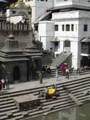 Pashupatinath - Kathmandu - Nepal — Stock Photo