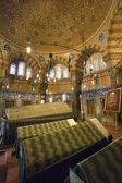 Tomba di solimano - istanbul - turchia — Foto Stock