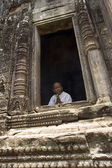 Bayon Temple - Angkor Wat - Cambodia — Stock Photo
