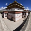 Samye Monastery - Tibet — Stock Photo #17354889