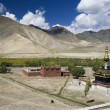 Stock Photo: Samye Monastery - Tibet