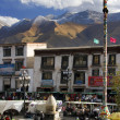 Lhassa - tibet — Photo
