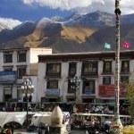 Lhasa - tibet — Stockfoto