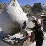 Lhasa - Tibet — Stock Photo #17356521