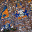 Stock Photo: Blue Buddh- Lhas- Tibet