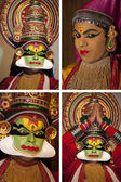 Kathakali Dancer - India — Stock Photo