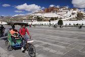 Potala Palace - Lhasa - Tibet Autonomous Region of China — Stock Photo