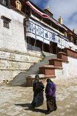 Ganden Monastary - Tibet — Stock Photo