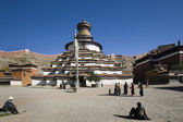 Kumbum Stupa - Gyantse - Tibet — Stock Photo