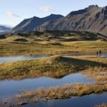 Landscape near Hofn - Iceland — Stock Photo