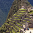 Stock Photo: Machu Picchu - Peru