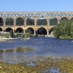 Pont du Gard - South of France — Stock Photo