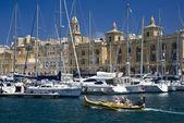 Vittoriosa in Valletta - Malta — Stock Photo