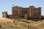 Belmonte Castle - La Mancha - Spain — Stock Photo