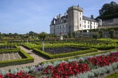 Villandry Chateau - Loire Valley - France — Stock Photo