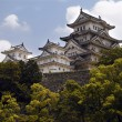 Himeji Castle - Japan - Stock Photo