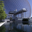 Biosphere in Montreal in Canada - Stock Photo