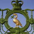 Royalty-Free Stock Photo: Liver Bird symbol of Liverpool  - England.