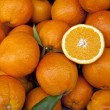 Fresh Fruit - Oranges — 图库照片