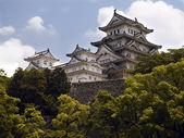 Castelo de himeji - japão — Foto Stock