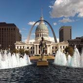 St. Louis - Missouri - USA — Stock Photo