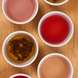 Stock Photo: Chinese Herbal Teas