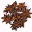Star Anise - Flavoring - Spices — Stock Photo